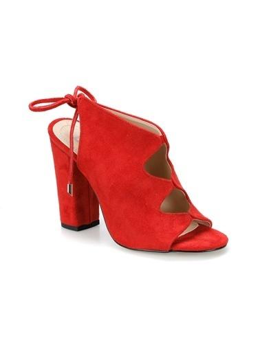 Miss F Ayakkabı Kırmızı